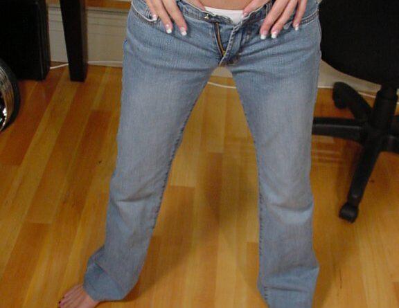 jeans strip 1619
