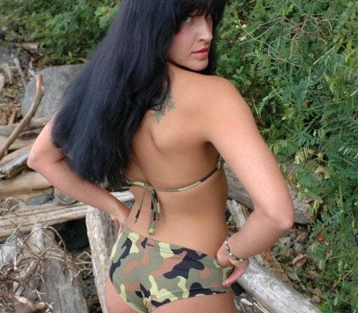 military strip 082