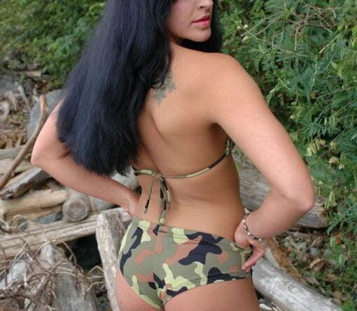 military strip 083