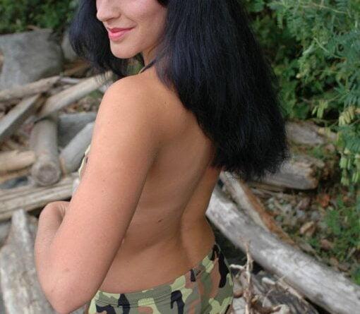 military strip 097