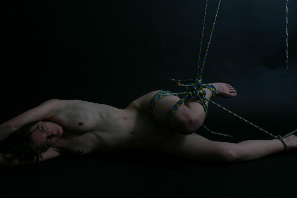 paar sexspielzeug private bondage