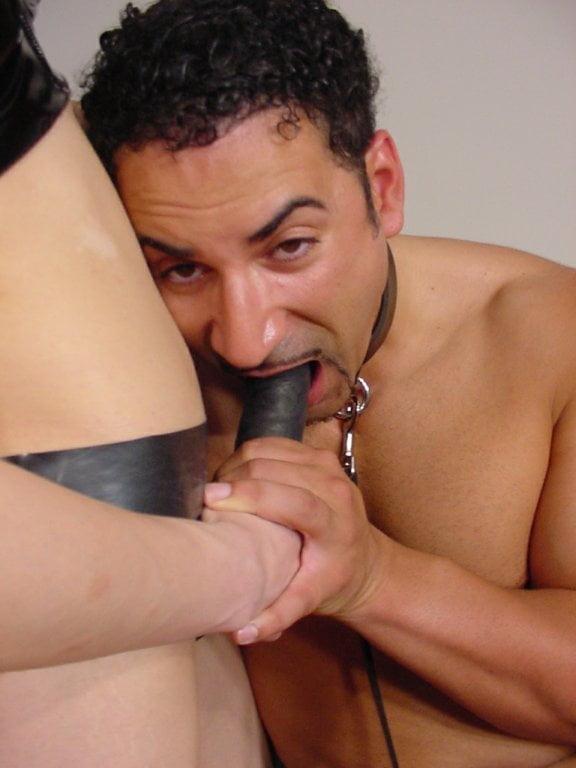 Story: Sklave wird von dom Paar als Knecht gehalten