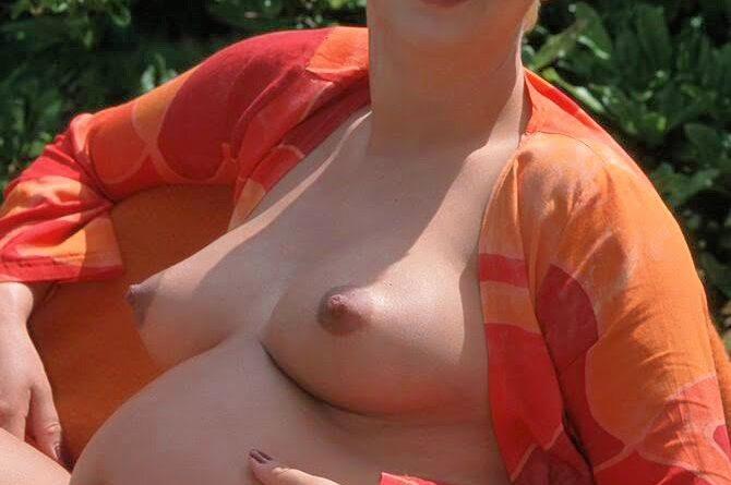 schwanger privat nackt 15