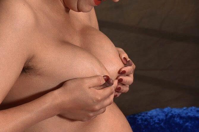 schwanger privat nackt 45