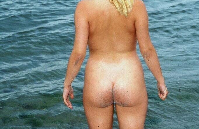 am strand nackt 06