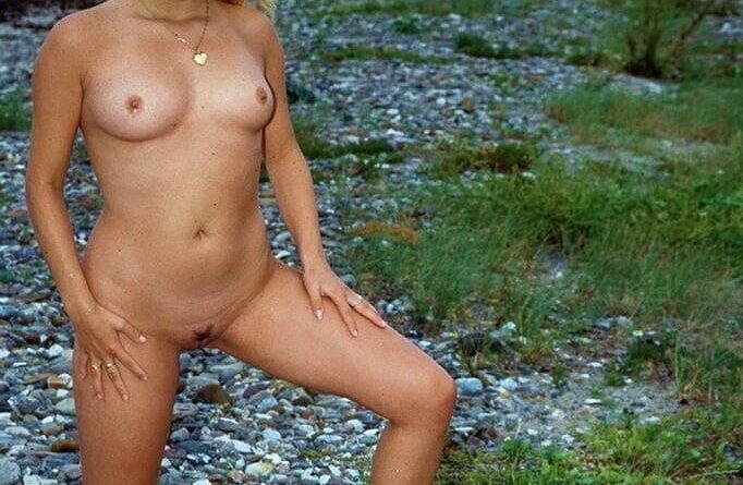 am strand nackt 20