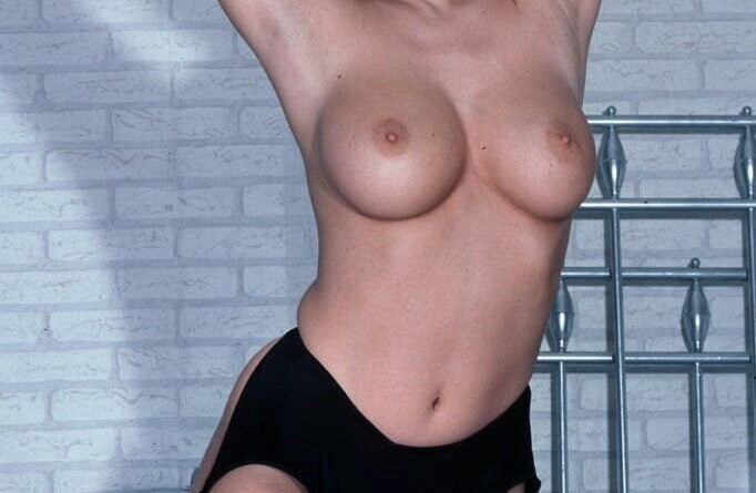 sexy schwarze dessous 061