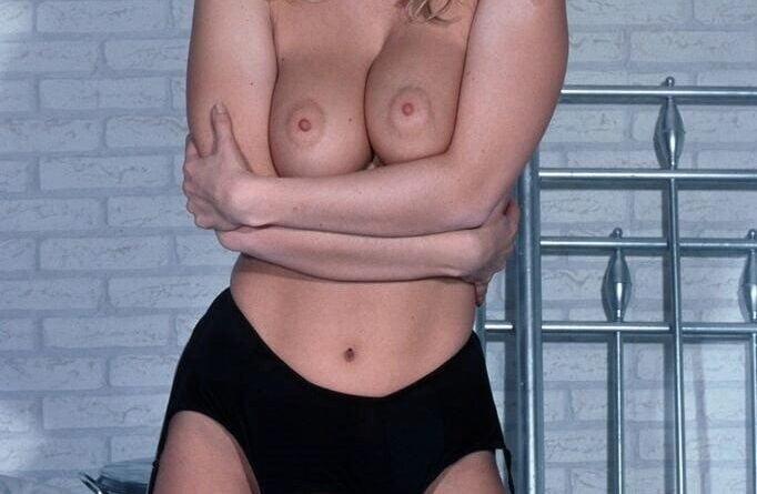 sexy schwarze dessous 062
