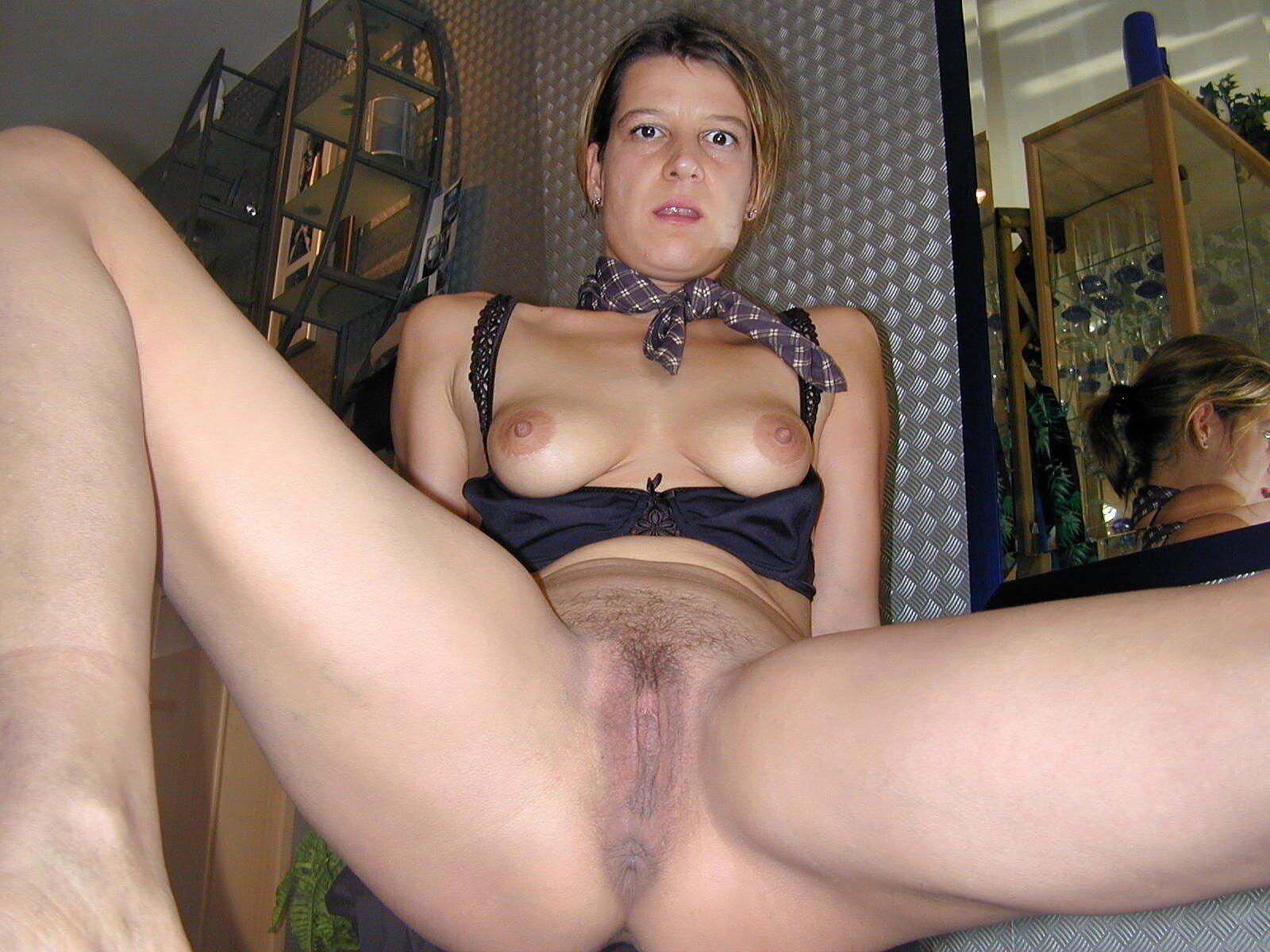 Frau Beine Breit