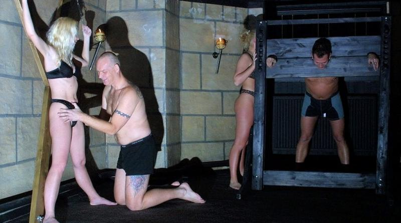 swingerclub party tag 12
