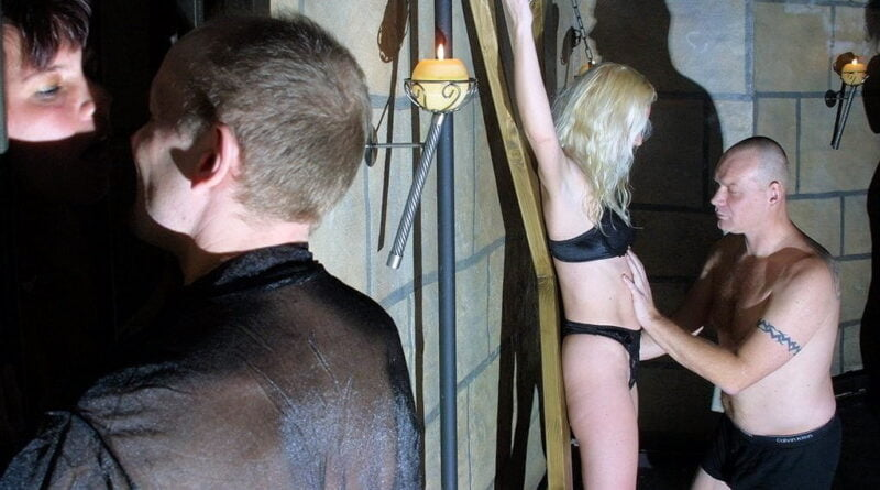 swingerclub party tag 14